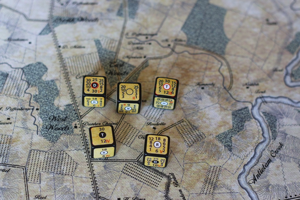KS dice from COMMAND POST GAMES